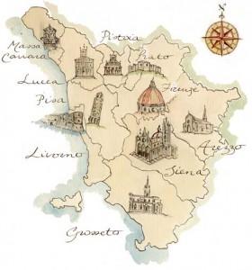 karta gammal